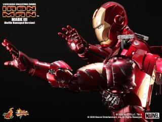 Iron Man (Hot Toys) 1011