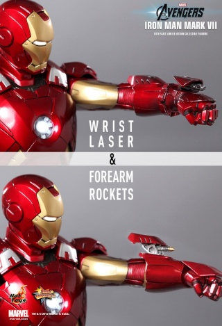 Iron Man (Hot Toys) 1210