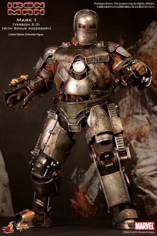 Iron Man (Hot Toys) 12110311