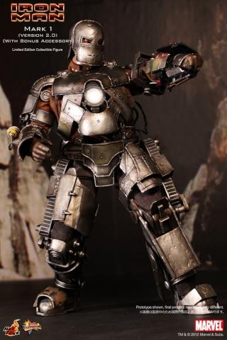 Iron Man (Hot Toys) 12110312