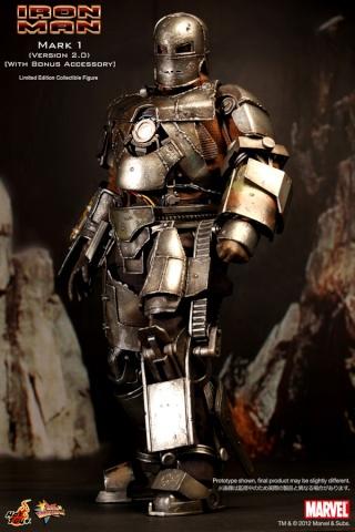 Iron Man (Hot Toys) 12110314