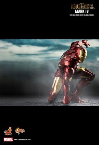 Iron Man (Hot Toys) 12110318