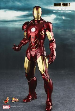 Iron Man (Hot Toys) 12110319