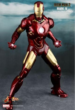 Iron Man (Hot Toys) 12110320