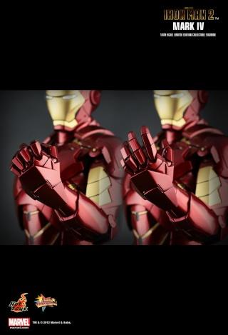 Iron Man (Hot Toys) 12110323