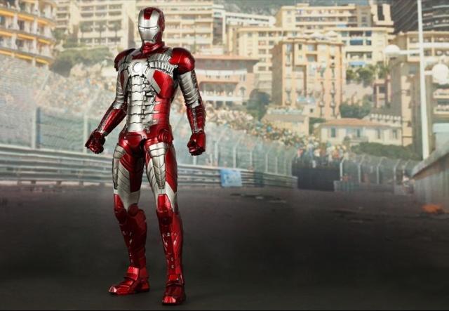 Iron Man (Hot Toys) 12110326