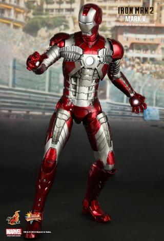Iron Man (Hot Toys) 12110327