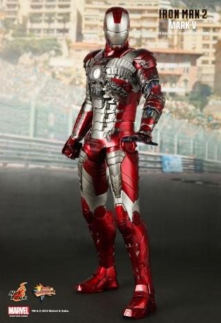 Iron Man (Hot Toys) 12110328