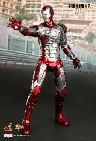 Iron Man (Hot Toys) 12110329