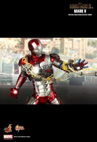 Iron Man (Hot Toys) 12110330