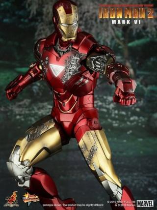 Iron Man (Hot Toys) 12110331