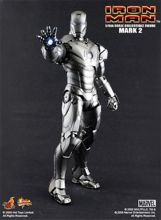 Iron Man (Hot Toys) 13043010