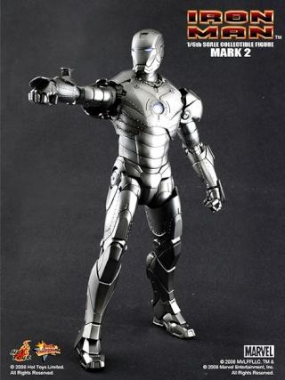 Iron Man (Hot Toys) 13043012