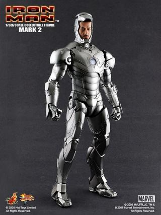 Iron Man (Hot Toys) 13043013