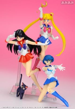 Sailor Moon (20th anniversary) Figure11