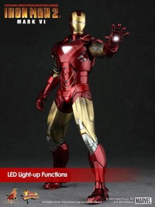 Iron Man (Hot Toys) Hot-to10