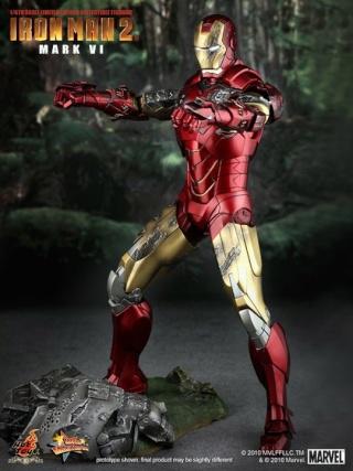 Iron Man (Hot Toys) Hot-to11