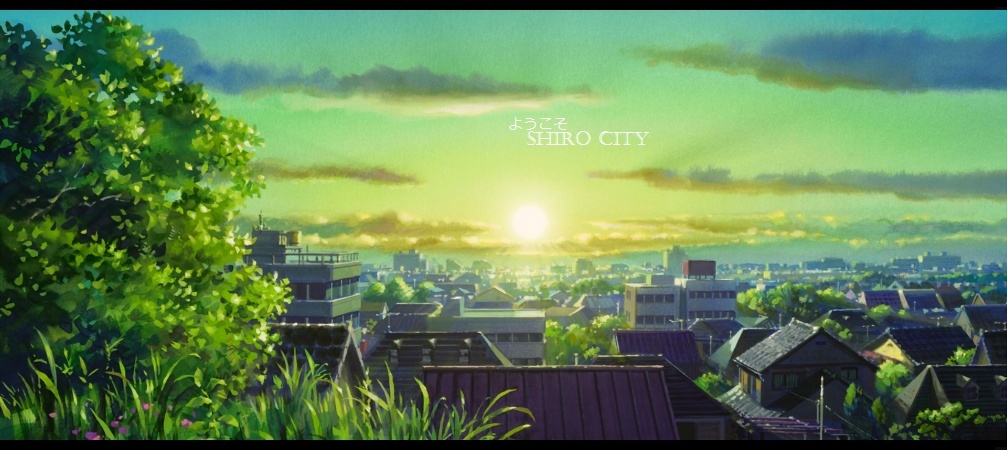Shiro City