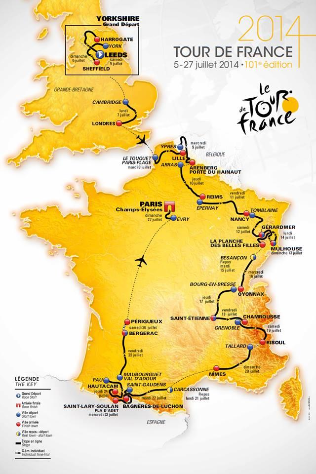 Tour de France 2014 13852810
