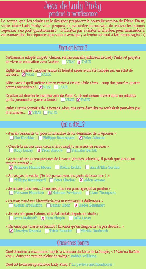 Tumblr de Pixie : vos réactions. - Page 2 Lady_p11