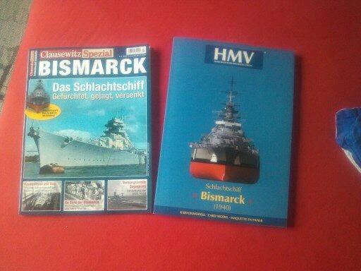 HMV Bismarck als Geburtstagsgeschenk! 13822510
