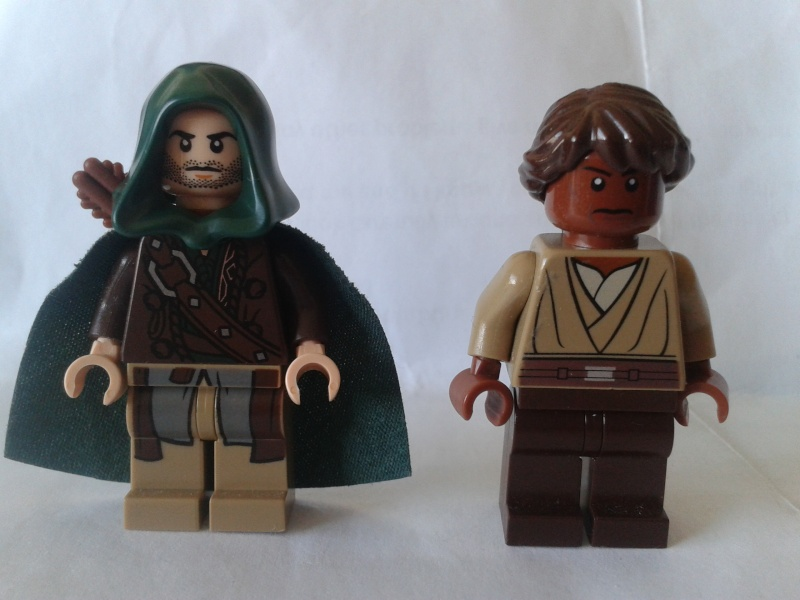Lego Minifigs Friend10