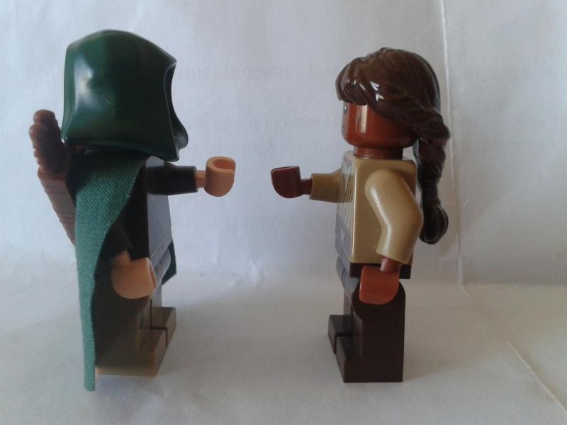 Lego Minifigs Friend11