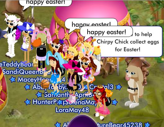 BC Easter Celebration pics! Post here! Easter13