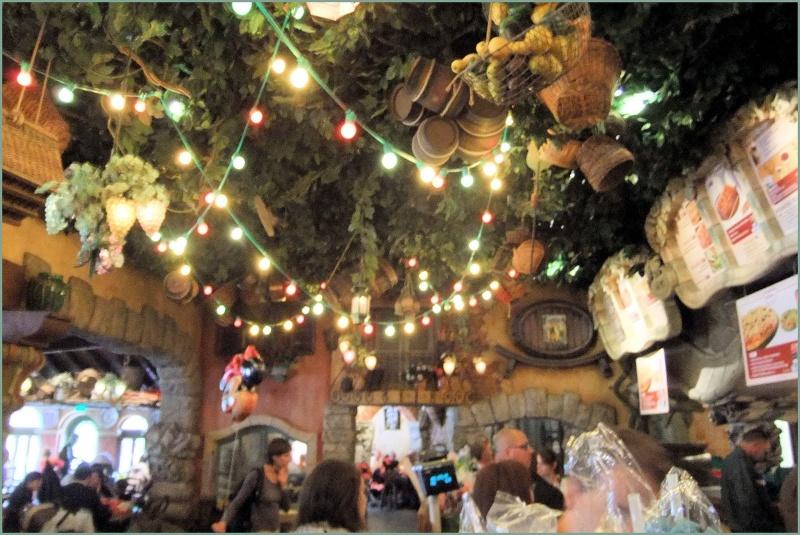 Bella Notte (Disneyland Parc)  Bn0210