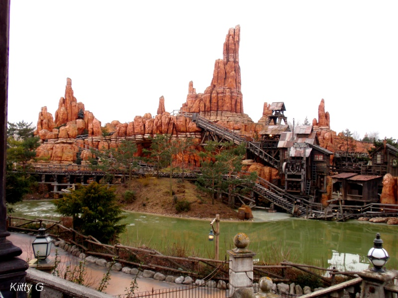 Frontierland en photos  Disney28