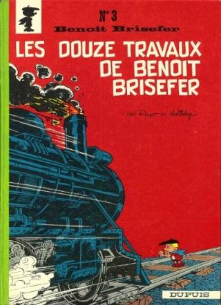 Les albums de Benoit Brisefer Benoit15