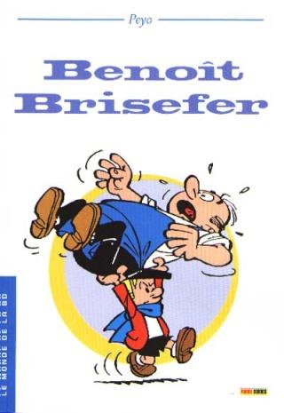 Les albums de Benoit Brisefer Benoit29