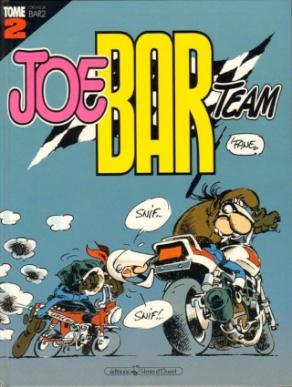 Les albums de Joe Bar Joebar17