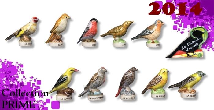 Feves nouveautés 2014 Oiseau10