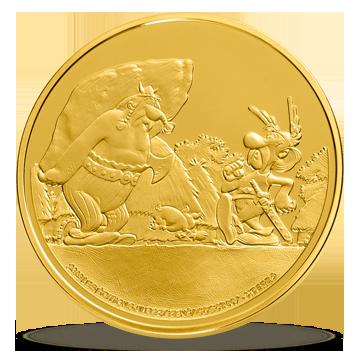 Pièces de Collection Astérix, Monnaie de Paris Piece111
