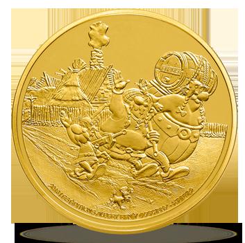 Pièces de Collection Astérix, Monnaie de Paris Piece510