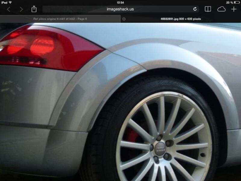 Audi MK1 180 Cv La Schtroumpfette de Drake_504  - Page 2 Image49
