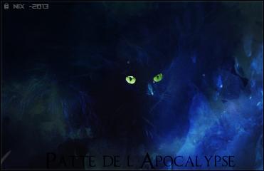 Patte de l'Apocalypse - mâle Apo10