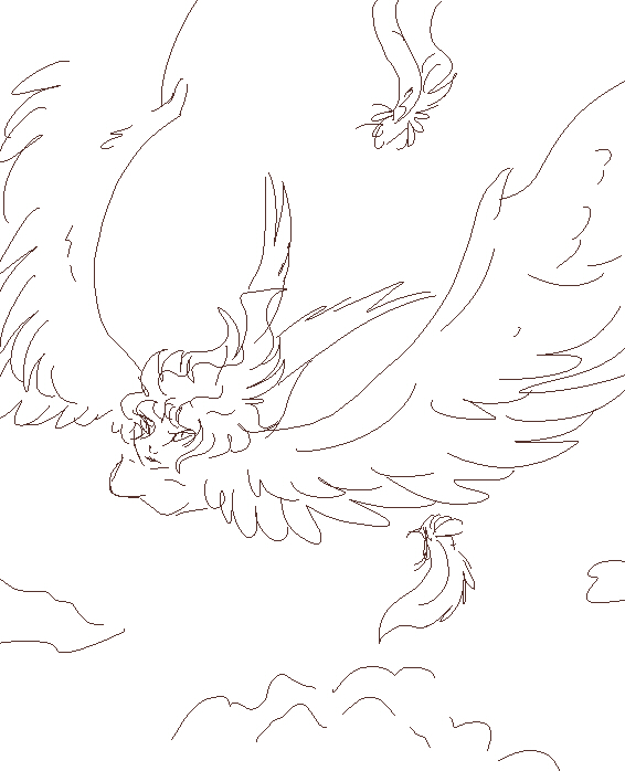 Je perds mes plumes :B Lava110