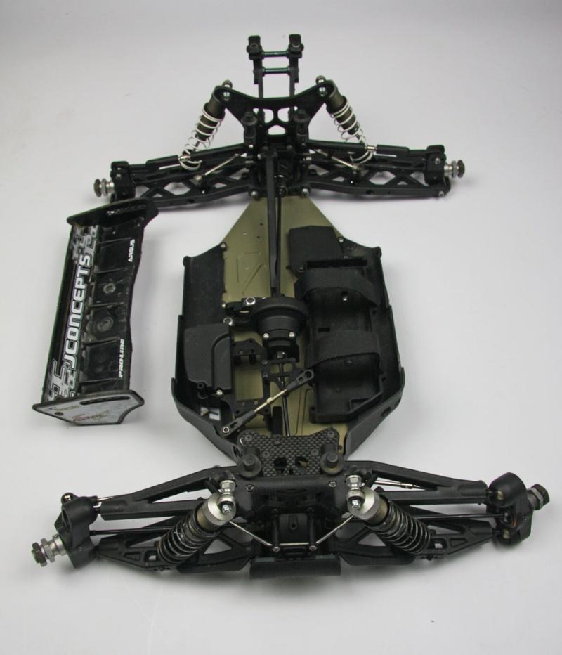 Mugen MBX6T de ZeFasm Mbx6te13