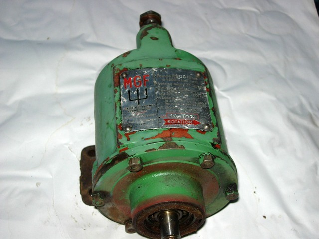 Projet relevage hydraulique 2004-050