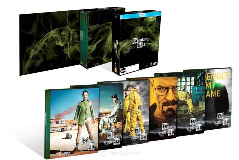 Breaking Bad : The Complete Serie Breaki10