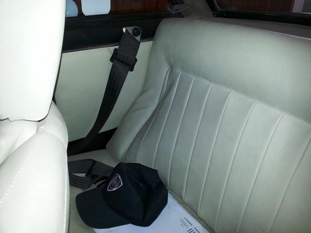 [VENDO] - Sedili e pannelli Lancia Fulvia Coupè serie III 20140112