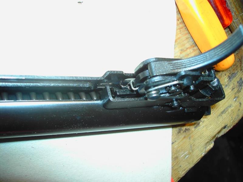stoeger X10 démontage de la détente HELP Pict3323