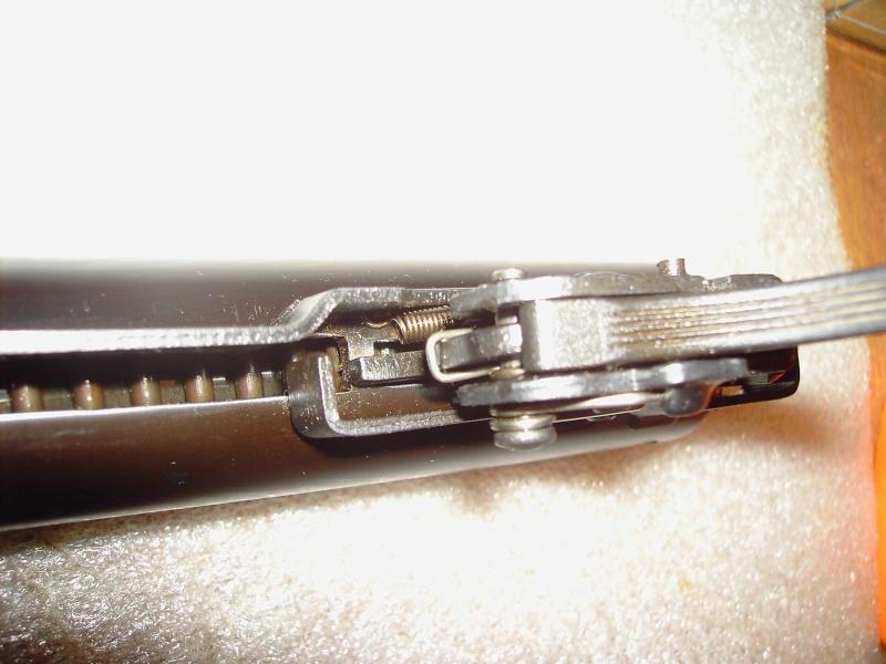 stoeger X10 démontage de la détente HELP Pict3325