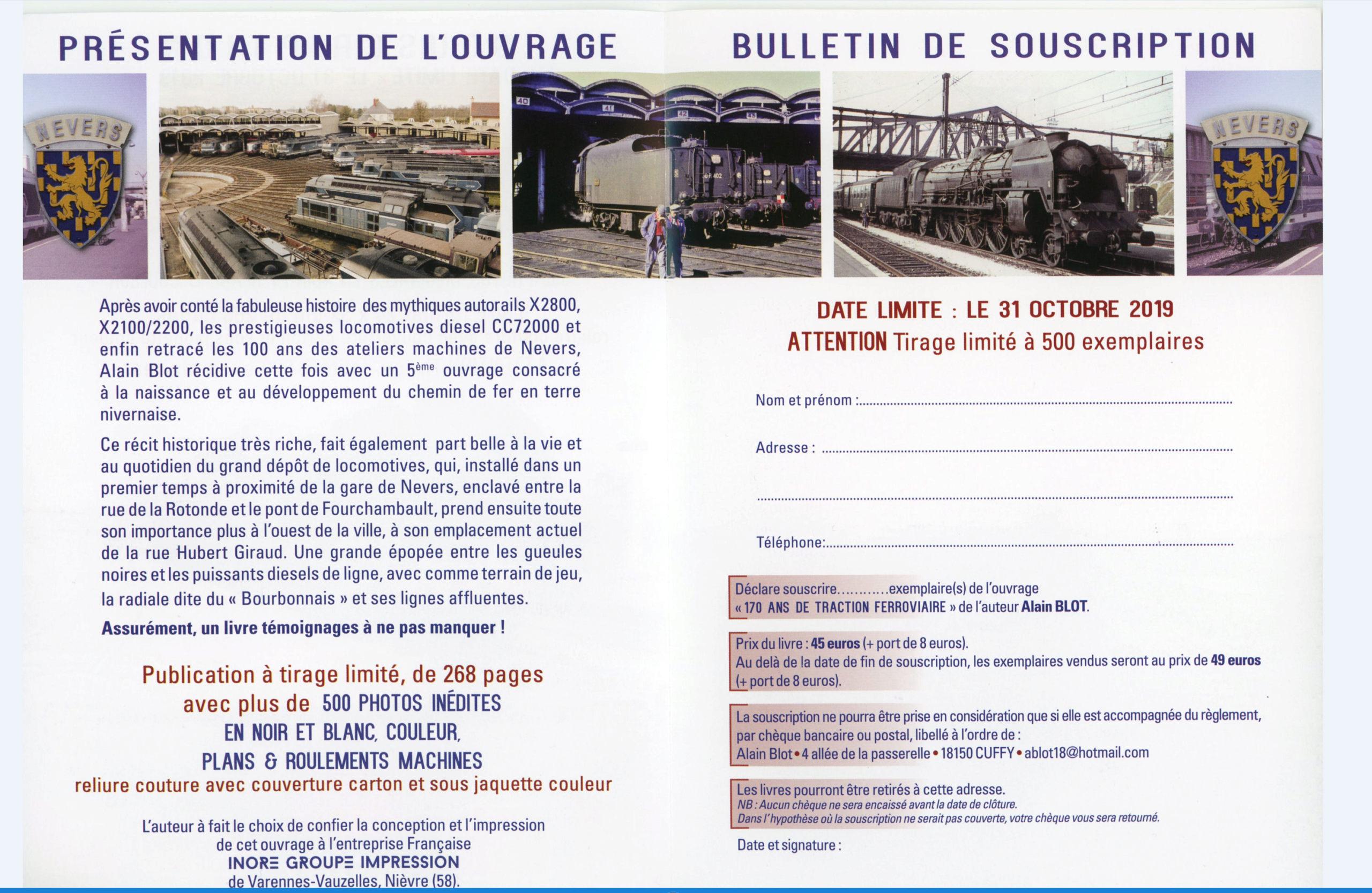 Nevers - 170 ans de traction ferroviaire Image217