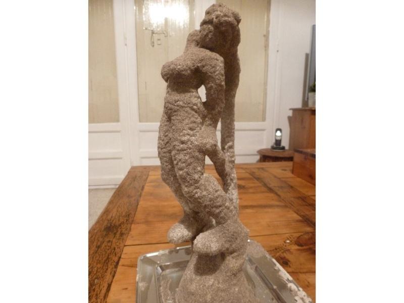 pas à pas d'une petite sculpture en bronze - Page 2 _natu179