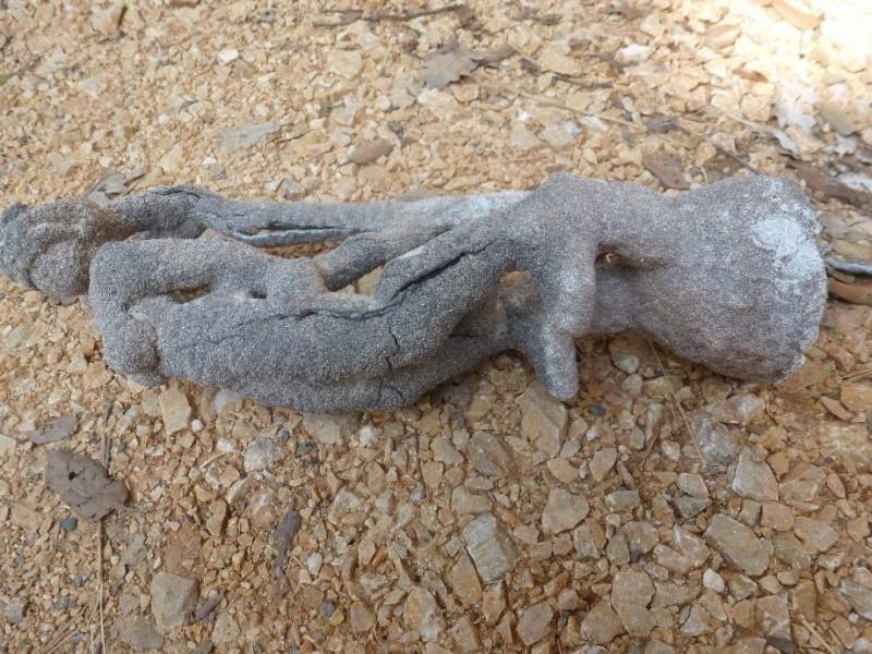 pas à pas d'une petite sculpture en bronze - Page 2 _natu199