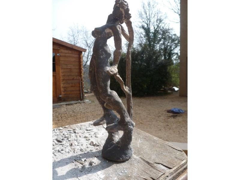 pas à pas d'une petite sculpture en bronze - Page 2 _natu201