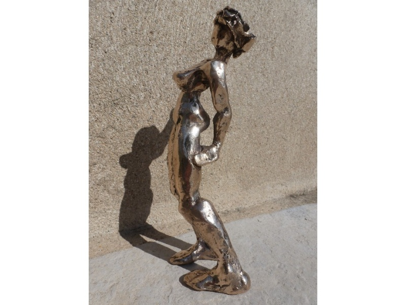 pas à pas d'une petite sculpture en bronze - Page 2 _natu209
